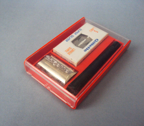 French GILLETTE Tech set #2
