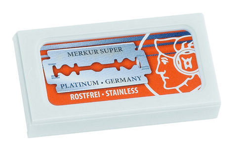 10 blade dispenser Merkur