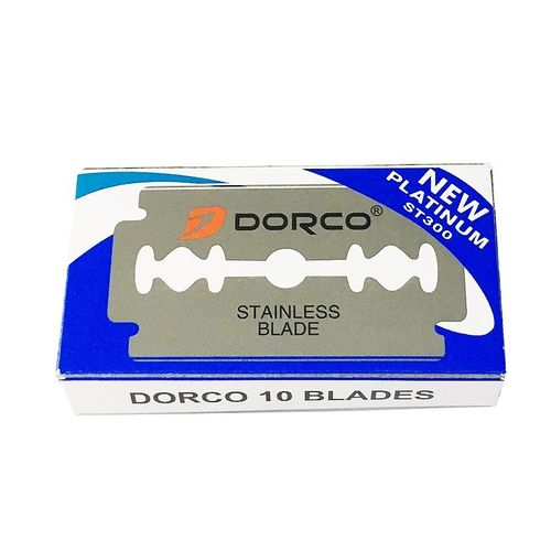 DORCO New platinum . 10 blades